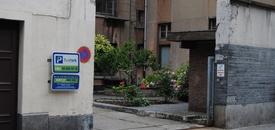 Parking Sainte-Marie (Rue de la Poste)